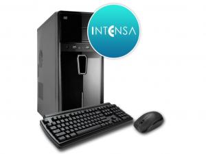 INTENSA PC - HPC-I5S-SSDG Intel® i5-10400 Processzor, 16GB DDR4, 512GB SSD, NVIDIA 1050TI, 500W, FreeDos Fekete Asztali Számítógép