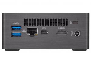 Gigabyte BRIX GB-BRI7H-8550 asztali számítógép