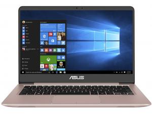 Asus ZenBook UX410UA-GV479T 14 FHD, Intel® Core™ i5 Processzor-8250U, 8GB, 256GB SSD, Win10, rózsaarany notebook