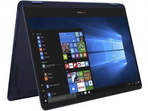 Asus ZenBook Flip S UX370UA-EA373T 13.3 UHD Touch, Intel® Core™ i7 Processzor-8550U, 16GB, 512GB SSD, Win10, sötétkék