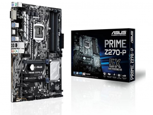 Asus Prime Z270-P alaplap - Intel® Z270