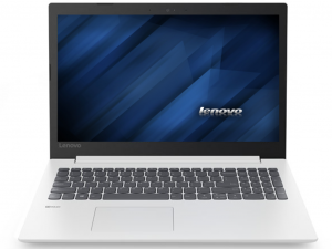 Lenovo Ideapad 330-15IGM 81D100A8HV 15.6 HD, Intel® Dual Core™ N4000, 4GB, 500GB HDD, Dos, fehér notebook