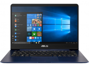 Asus ZenBook UX430UN-GV072T 14 FHD, Intel® Core™ i7 Processzor-8550U, 16GB, 256GB SSD, NVIDIA GeForce MX150 - 2GB, Win10, sötétkék notebook