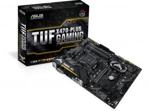 ASUS TUF X470-PLUS gaming alaplap