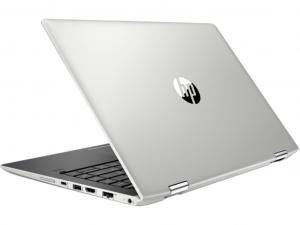 HP ProBook x360 440 G1 14 FHD IPS Touch - Intel® Core™ i5 Processzor-8250U Quad-Core™ 1.60 GHz - 8 GB DDR4 SDRAM - 256 GB SSD - Win10P - Ezüst notebook