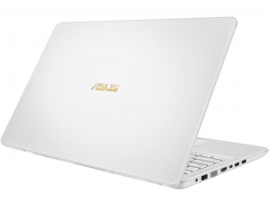 Asus VivoBook X542UN-DM332 15.6 FHD, Intel® Core™ i5 Processzor-8250U, 4GB, 1TB HDD, NVIDIA GeForce MX150 - 4GB, linux, fehér notebook