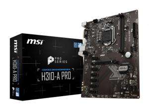 MSI H310-A PRO alaplap