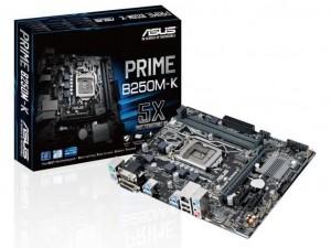 ASUS PRIME B250M-K alaplap