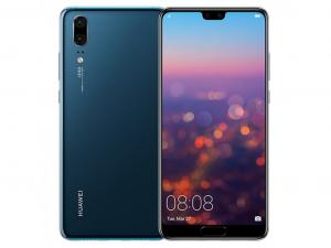 Huawei P20 64GB 4GB DualSim Kék Okostelefon