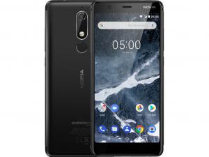 Nokia 5.1 Dual Sim 16GB Fekete
