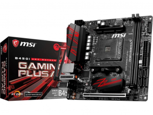 MSI B450I Gaming Plus AC alaplap