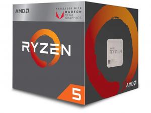 AMD Ryzen 5 2400 G Quad-Core™ Processzor