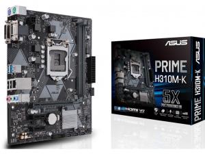 Asus PRIME H310M-K R2.0 alaplap