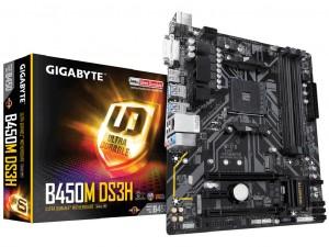 Gigabyte B450M DS3H REV. 1.0 alaplap