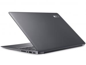 Acer TravelMate TMX349-G2-M-32FD 14 FHD IPS/Intel® Core™ i3 Processzor-7100U/8GB/128GB/Int. VGA/linux/szürke laptop