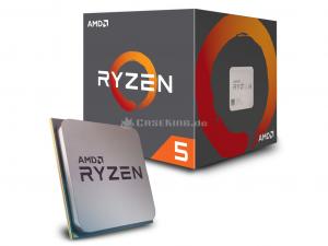 AMD Ryzen 5 2600 Hexa-Core™ processzor