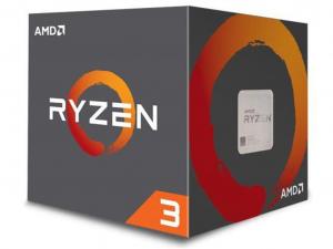 AMD Ryzen 3 2200G Quad-Core™ processzor