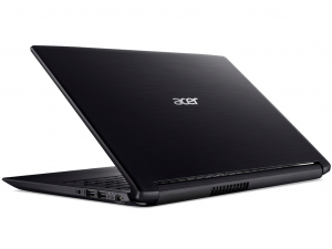 Acer Aspire A315-53G-50K8 15.6 FHD, Intel® Core™ i5 Processzor-8250U, 4GB, 1TB HDD, NVIDIA GeForce MX130 - 2GB, linux, fekete notebook