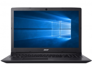 Acer Aspire A315-53G-50DP 15.6 FHD, Intel® Core™ i5 Processzor-8250U, 4GB, 1TB HDD, NVIDIA GeForce MX130 - 2GB, Win10, fekete notebook