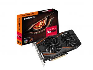 GigaByte AMD RX570 8GB GDDR5 gaming videokártya