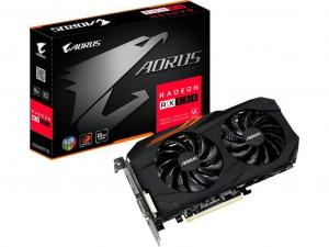 GigaByte AMD AORUS RX 580 8 GB GDDR5 videokártya