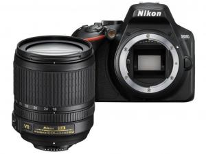 Nikon D3500 + Nikkor AF-S 18-105mm VR kit