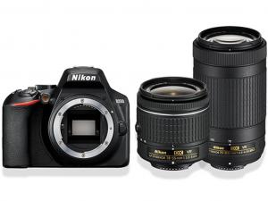 Nikon D3500 (3év) + AF-P DX 18-55 VR + AF-P 70-300 VR