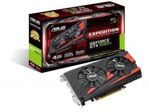 Asus nVidia GeForce GTX 1050 Ti 4GB GDDR5 videokártya
