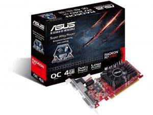 ASUS AMD R7 240 4GB DDR3 OC videokártya