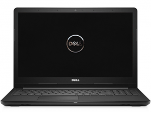 Dell Inspiron 3567 15.6 HD, Intel® Core™ i3 Processzor-7020U, 4GB, 1TB HDD, Linux, piros notebook
