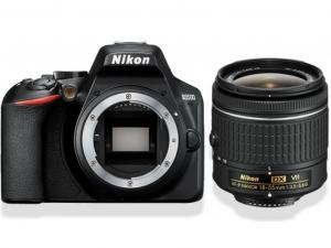 Nikon D3500 + AF-P DX 18-55VR kit