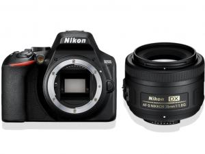 Nikon D3500 + AF-S DX 35mm f/1.8G