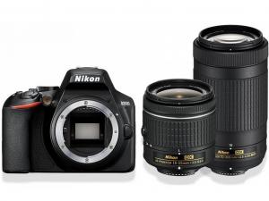 Nikon D3500 + AF-P 18-55 NON VR + AF-P 70-300 NON VR