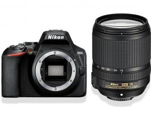 Nikon D3500 + AF-S 18-140 VR kit