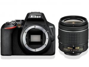 Nikon D3500 + AF-P 18-55 NON VR kit