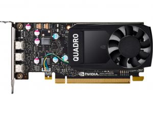 HP nVidia Quadro P2000 5GB tervezői videokártya