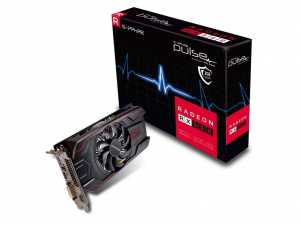 Sapphire Pulse Radeon RX 560 videokártya