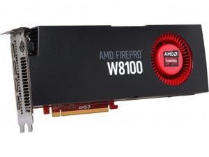 AMD FirePro W8100 8 GB GDDR5 videokártya