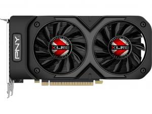 PNY GeForce GTX 1050 Ti 4GB GDDR5 videokártya