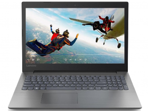 LENOVO IDEAPAD 330-15IKBR, 15.6 HD, Intel® Core™ i3 Processzor-7020U, 4GB, 256GB M.2, DOS, Fekete notebook