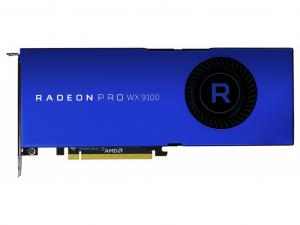 AMD Radeon Pro WX 9100 professzionális videokártya