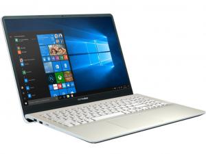 Asus VivoBook S530UN-BQ115 15.6 FHD, Intel® Core™ i5 Processzor-8250U, 8GB, 256GB SSD, NVIDIA GeForce MX150 - 2GB, linux, arany notebook