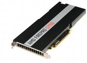 AMD FirePro S7150 8 GB GDDR5 videokártya