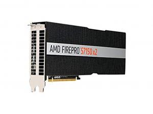AMD FirePro S7150 X2 videokártya - szerver GPU