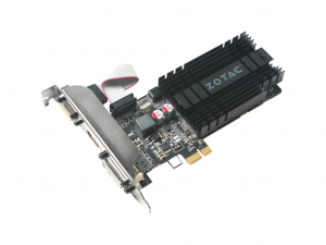 Zotac GeForce GT 710 videokártya -1 GB DDR3