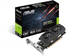 Asus GTX1050TI-O4G-LP-BRK GeForce GTX 1050 Ti videokártya
