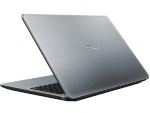 Asus X540MA-GQ261 15.6 HD, Intel® Dual Core™ N4000, 4GB, 128GB SSD, Int VGA, linux, ezüst notebook