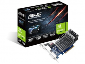 ASUS videokártya - nVidia 710 1GB GDDR3