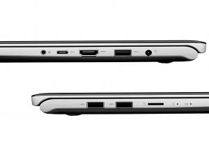 Asus VivoBook S530UN-BQ025 15.6 FHD, Intel® Core™ i5 Processzor-8250U, 8GB, 256GB SSD, NVIDIA GeForce MX150 - 2GB, linux, fegyvermetál notebook