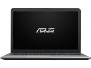 Asus X540MA-DM164 15.6 FHD, Intel® Quad Core™ N4100, 8GB, 128GB SSD, Int VGA, linux, ezüst notebook